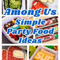 Amazing Among Us Party Food Ideas