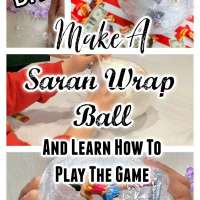 Party Game - How To Make A Saran Wrap Ball