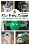 Star Wars Party Pinatas You Can DIY