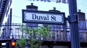 key west duval street party in key west