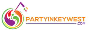 Party in key west logo
