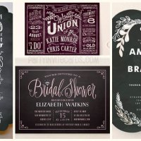 Chalkboard designs collection