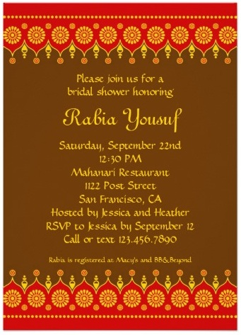 Indian Baby Naming Ceremony Invitation Quotes  Wedding Invitation