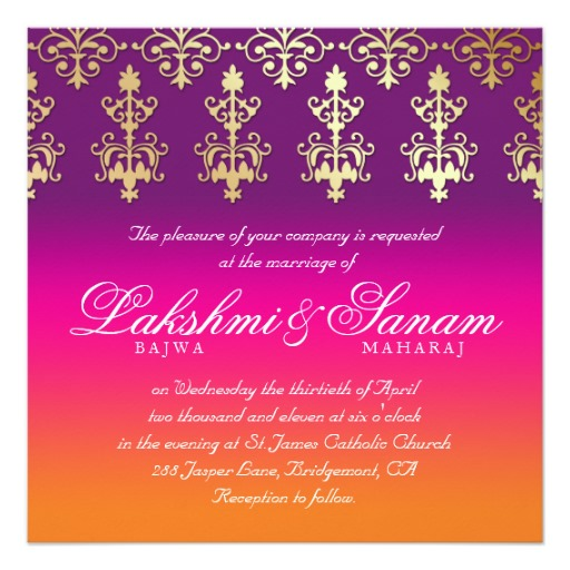 Save Date Cards Indian Wedding