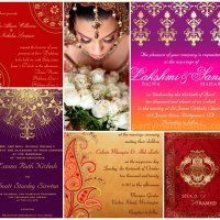 Hindu Indian Wedding Invitations | Eastern Fusion Designs