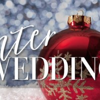 Winter Wedding Invitations • Winter Theme Decor