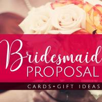 Be My Bridesmaid Ideas | Weddings