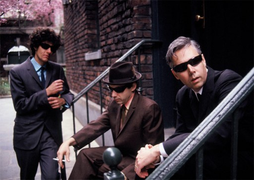 The Beastie Boys: Mike D, Ad-Rock & MCA