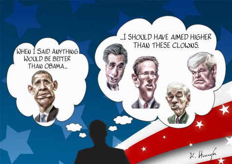 Poor Republican Options