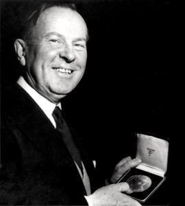 Pearson and his Nobel Peace Prize