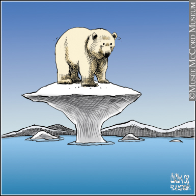 The Arctic Melting Faster Than First Thought