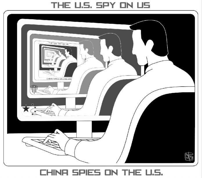 Nemo china us hacking