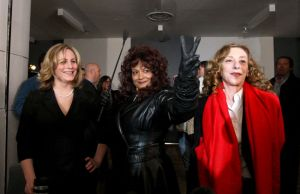 Terry-Jean Bedford, Amy Lebovitch and Valerie Scott