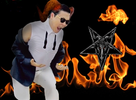 Gangnam Style is Ushering in the Antichrist