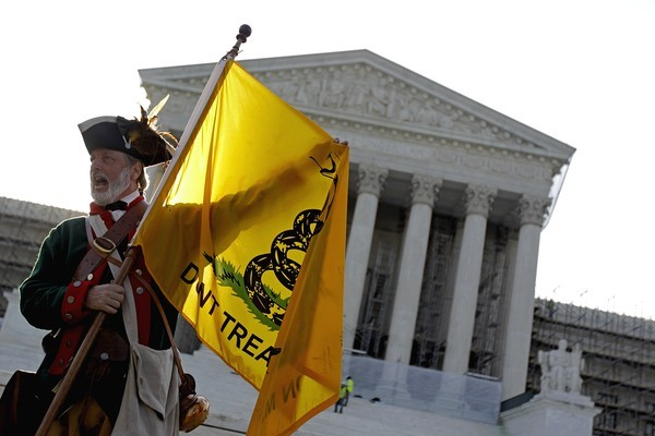A letter to the Tea party
