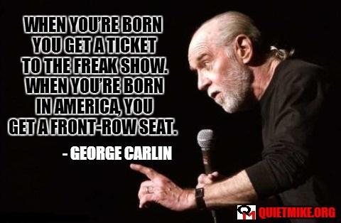 best memes of October 2013, george carlin meme