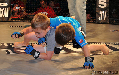 MMA for kids