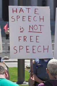 fighting words doctrine