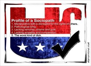 Sociopaths of the GOP
