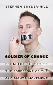soldier of change, Steve Snyder-Hill
