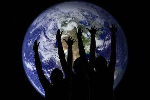 worship the earth