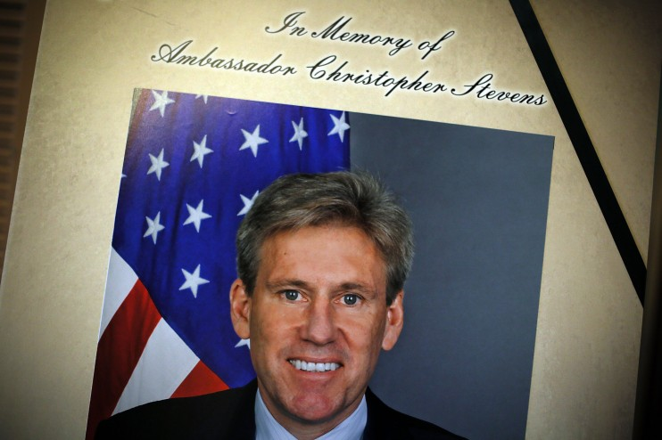 J. Christopher Stephens, Benghazi scandal