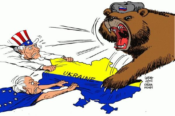 Russia in Ukraine