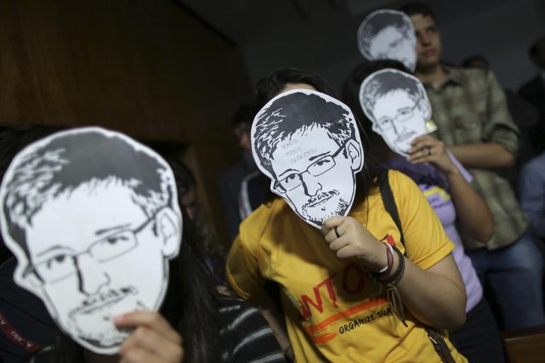 Edward Snowden, Pulitzer Prize