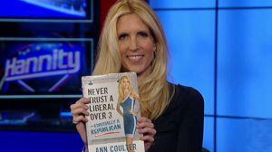 fox news, ann coulter