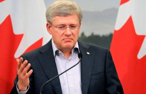 The Collapse of Canada's New Conservatism, stephen harper