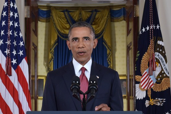 President Obama's ISIS Speech