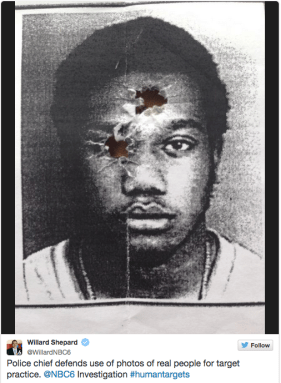 Woody Deant, African American Mugshots