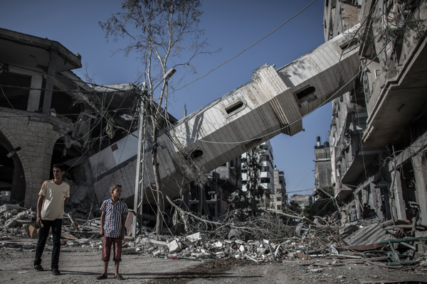 Israeli Palestinian Conflict Statistics
