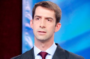Tom Cotton's Nuclear Hysteria