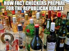 Fact Checkers meme