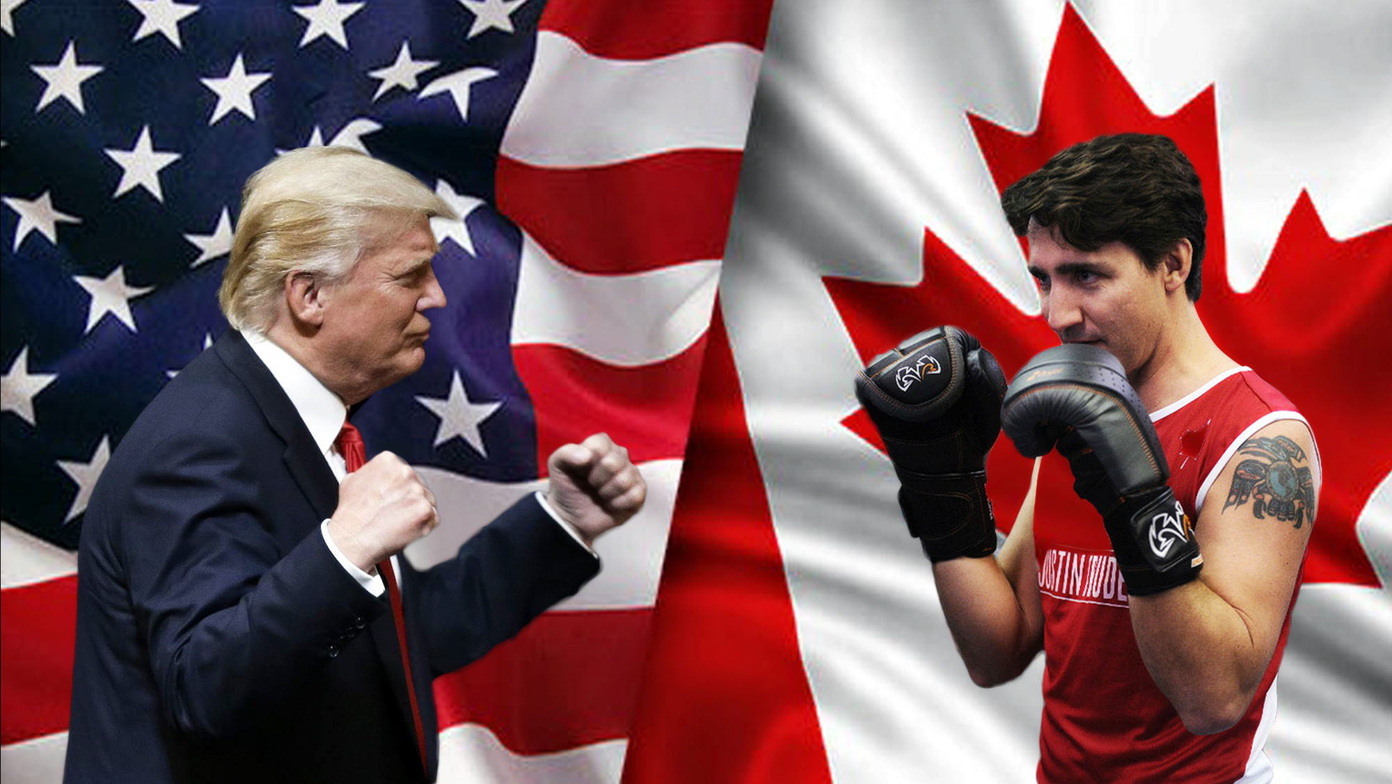 Canada-US Relations, Justin Trudeau, Donald Trump