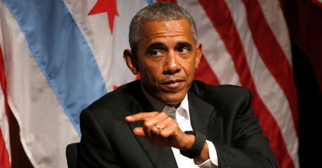 Barack Obama, legal bribery