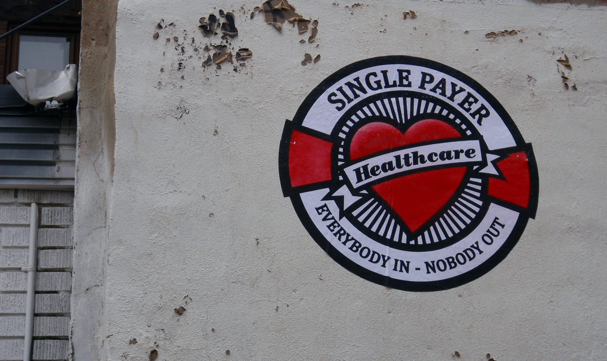 single-payer health care for everyone