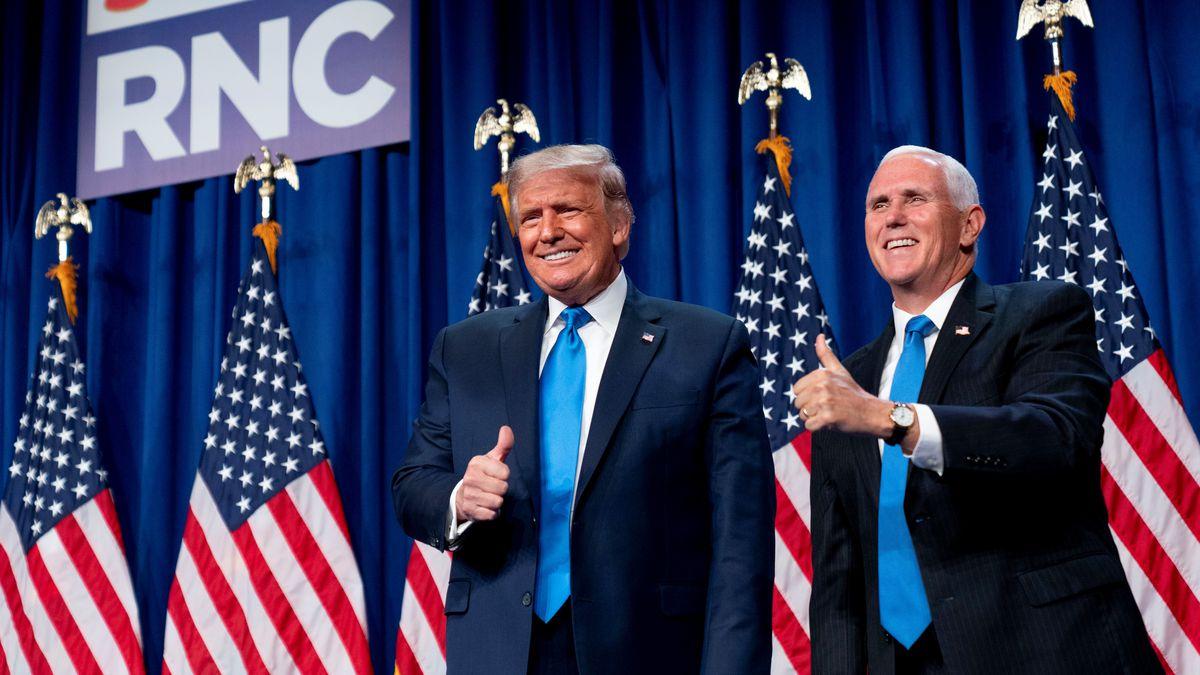 Republican Convention, alternative reality