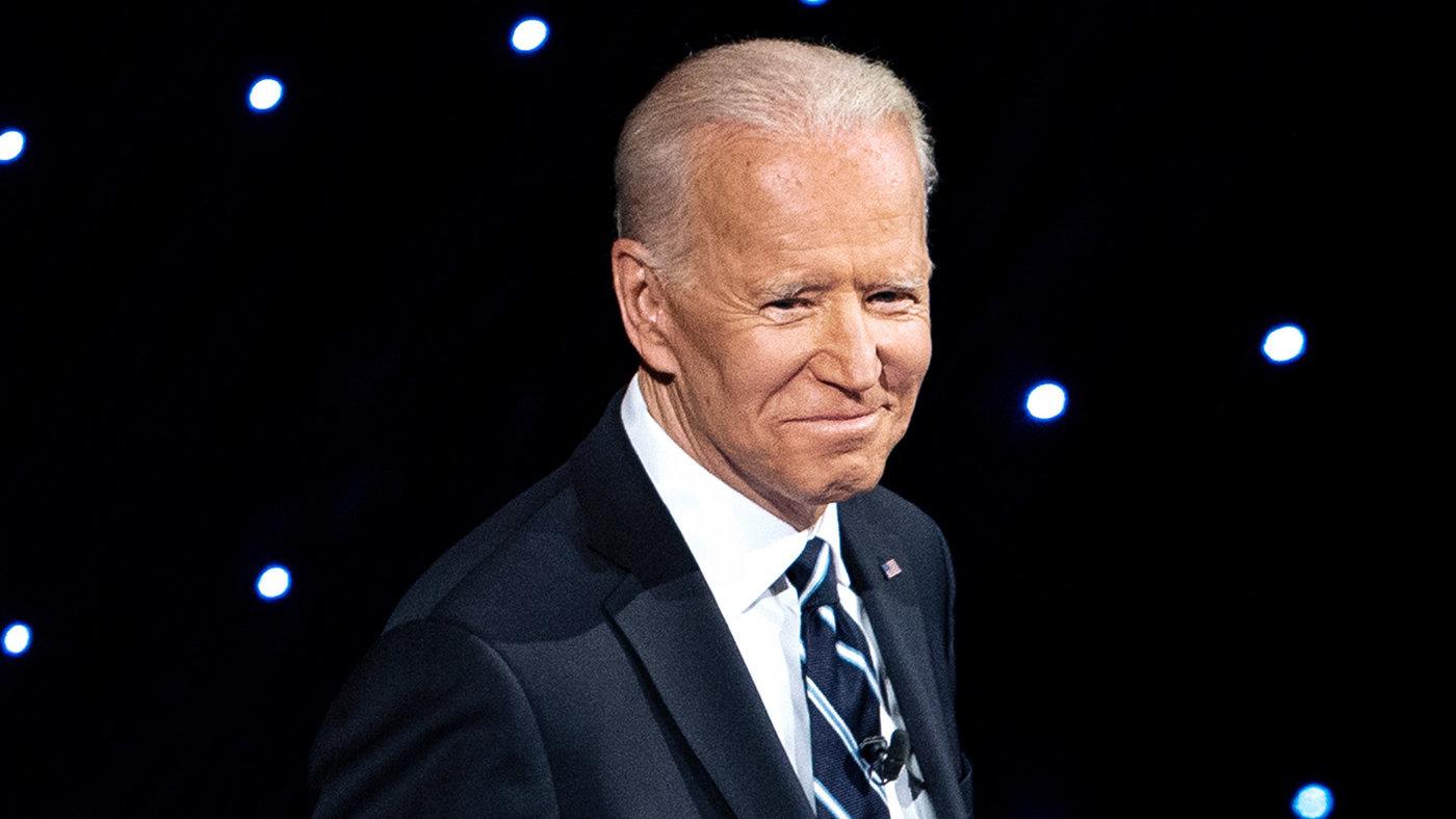Democrats Embrace Republicans, Biden