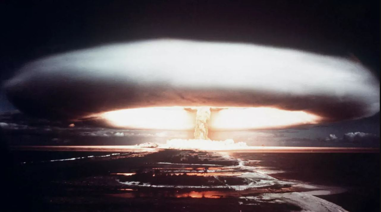 nuclear weapons illegal