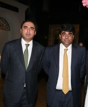 Ahmad Kamal and Gohar