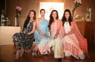 Nooray, Cybil, Aamina Sheikh and Nadia Ali [1]