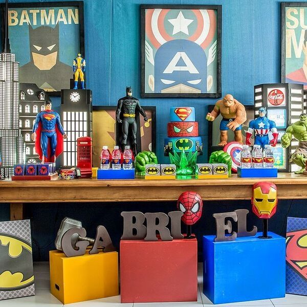 Calling all Super Hero Party!!!