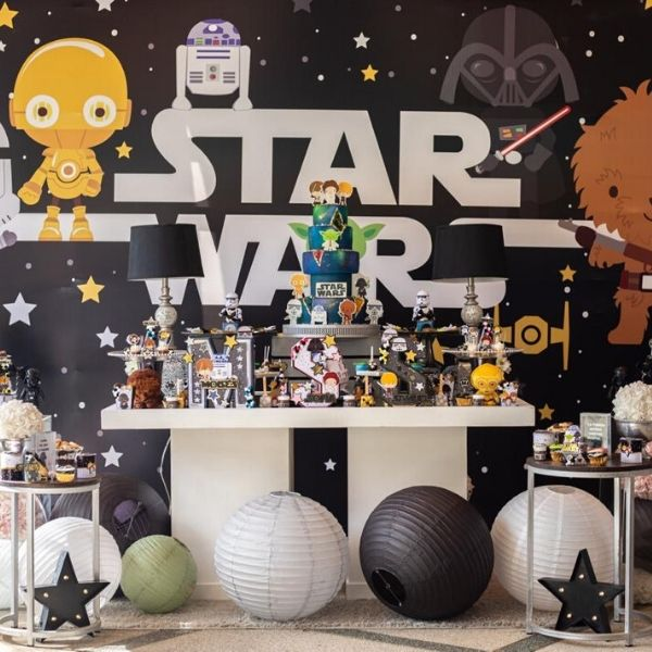Amazing Star Wars Birthday Party Ideas