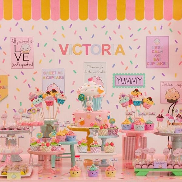 All You Need is ♥️ and Cupcakes Party!!!