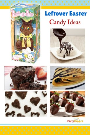 Leftover Easter Candy Ideas