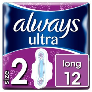 Always Ultra Long 12pk