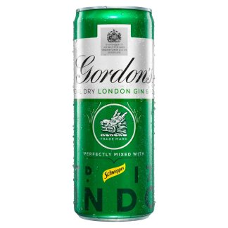 Gordon's Gin & Tonic 250ml.