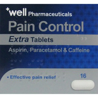 Well Pain Control Extra 16pk